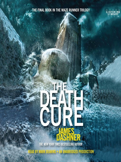 Cover image for The Death Cure