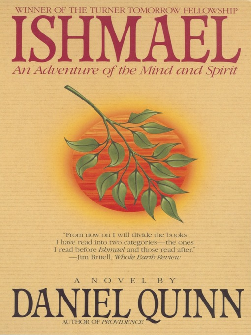 Ishmael (MP3): An Adventure of the Mind and Spirit