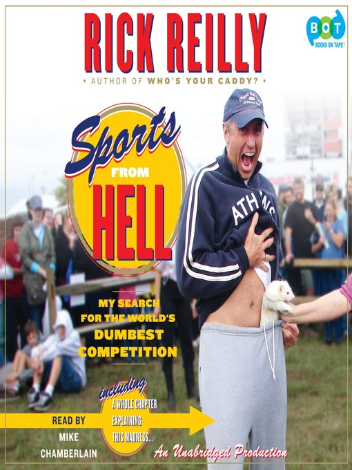 Sports From Hell (MP3): My Search for the World's Dumbest Competition