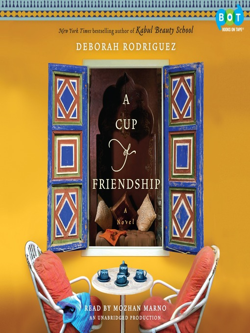 A Cup of Friendship (MP3): A Novel