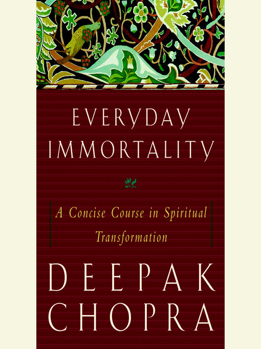 Everyday Immortality (MP3): A Concise Course in Spiritual Transformation