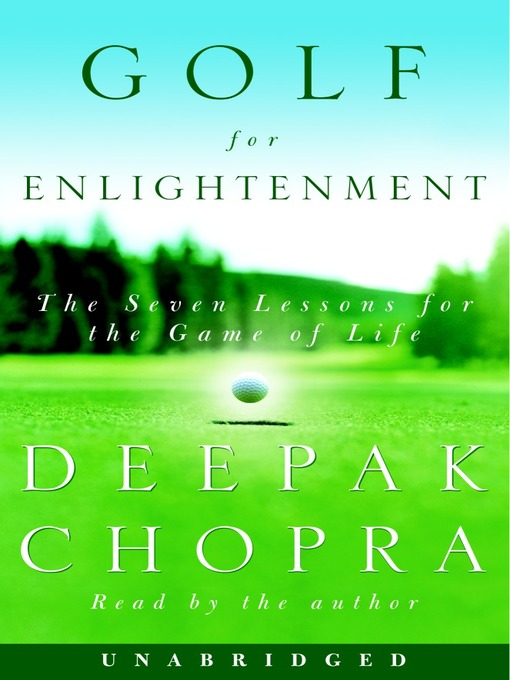 Golf For Enlightenment (MP3): The Seven Lessons for the Game of Life