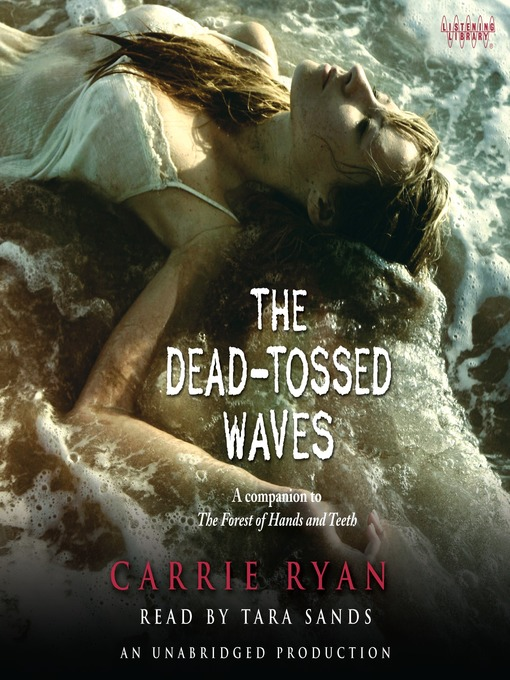 Cover image for The Dead-Tossed Waves