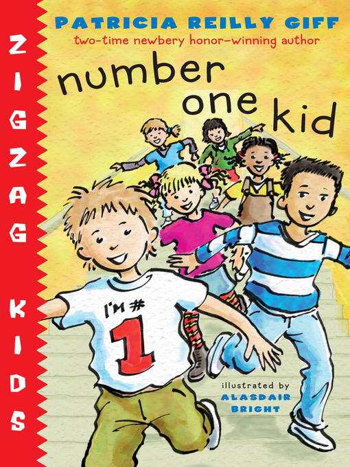 Number One Kid (MP3): Zigzag Kids Series, Book 1