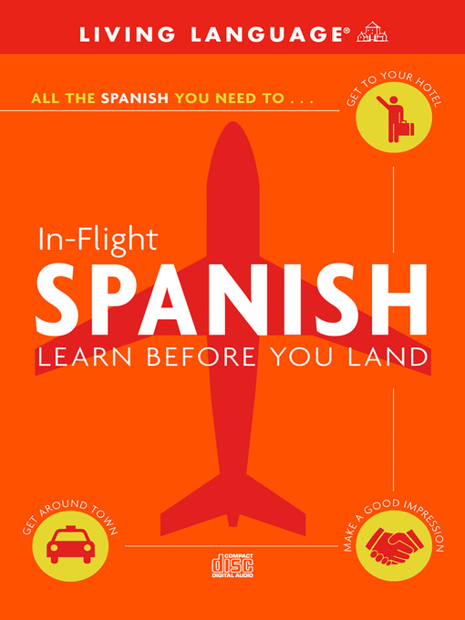 In Flight Spanish ( 18 Mp3)