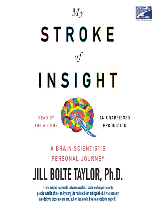 my stroke insight book review