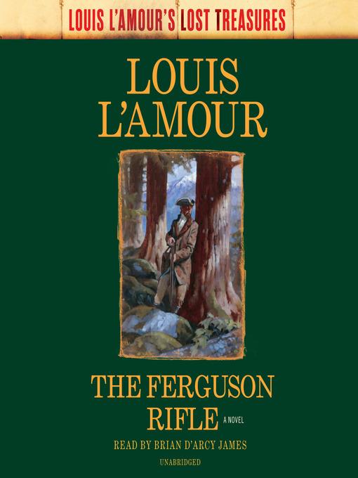 The Ferguson Rifle: Talon and Chantry Series, Book 3 - Talon and Chantry (MP3)