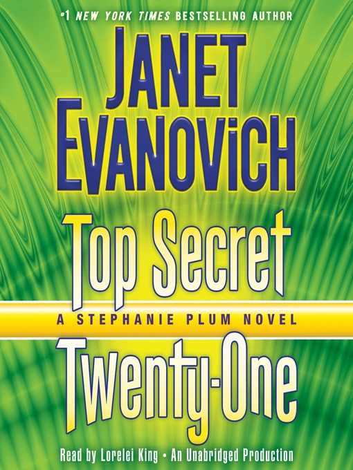 Click this cover for a(n) audiobook sample of Top Secret 21