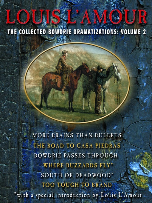 The Collected Bowdrie Dramatizations, Volume II (MP3)
