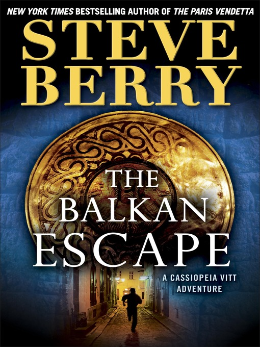 The Balkan Escape (Short Story) (MP3): A Cassiopeia Vitt Adventure