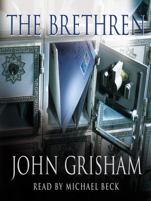 an analysis of suspense in the brethren by john grisham The brethren by john grisham 37 of 5 stars (hardcover 9780385497466).