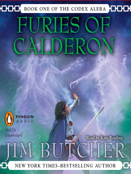 Cover image for Furies of Calderon