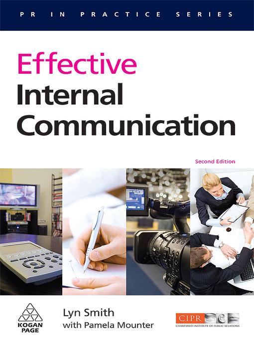 Effective Internal Communication - PR in Practice (eBook)