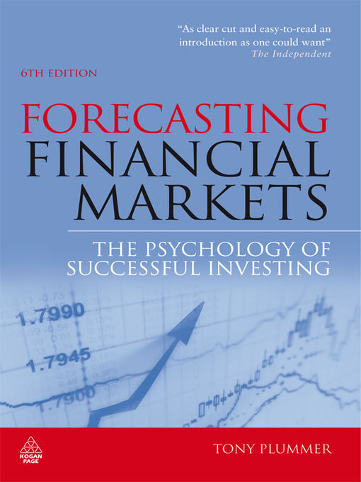 Forecasting Financial Markets (eBook): The Psychology of Successful Investing