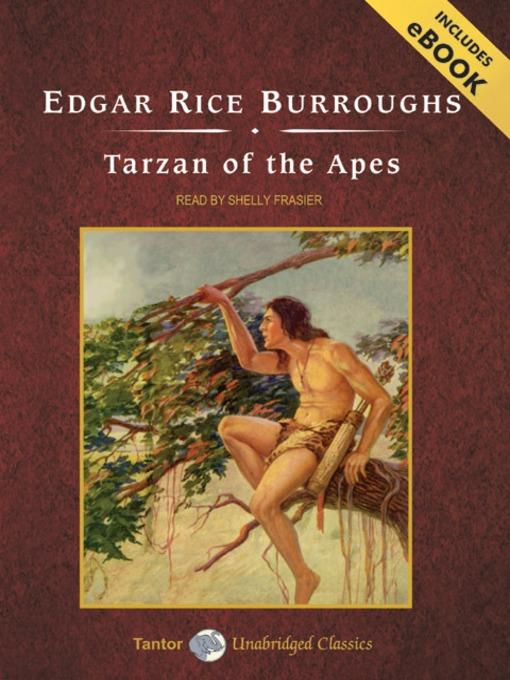 Tarzan of the Apes: Tarzan Series, Book 1 - Tarzan (MP3)