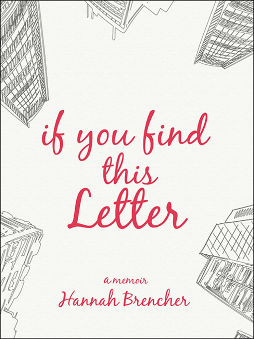 If You Find This Letter