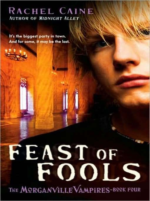 Cover image for Feast of Fools