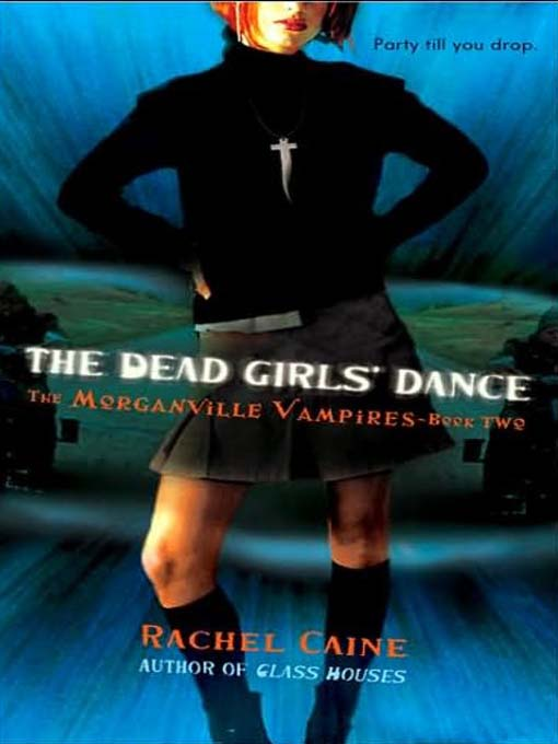 Cover image for The Dead Girls' Dance