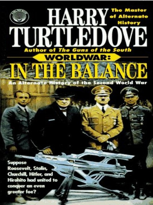 In the Balance (MP3): Worldwar Tetralogy Series, Book 1