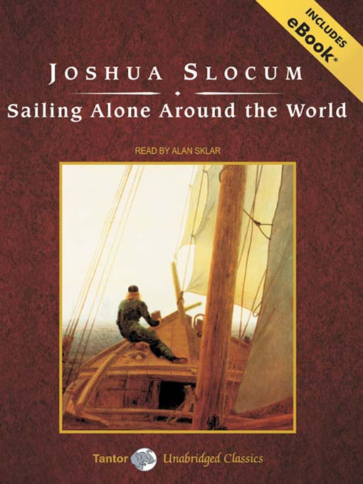 Cover image for Sailing Alone Around the World