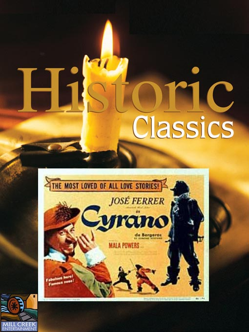 Cover image for Cyrano De Bergerac