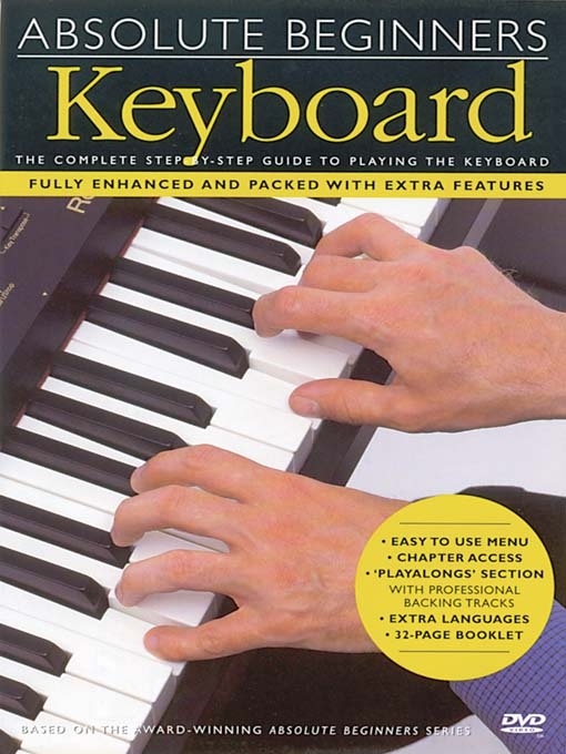 Cover image for Absolute Beginners: Keyboard