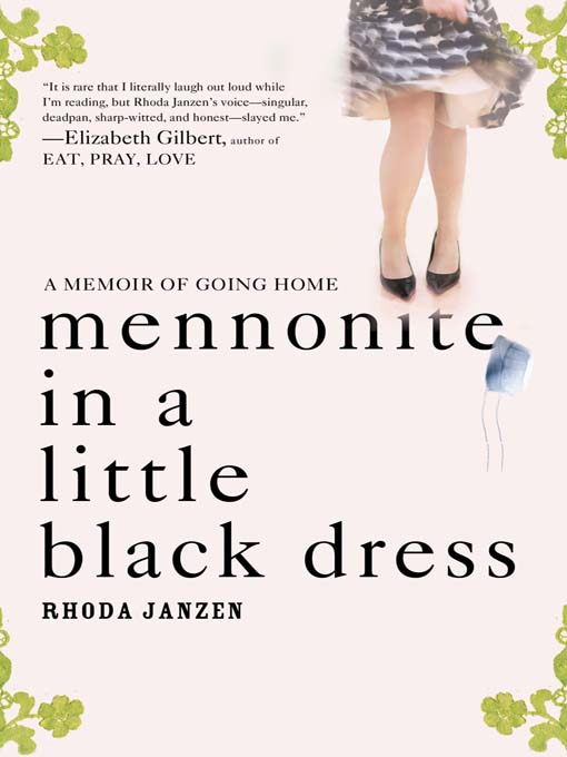 Cover image for Mennonite in a Little Black Dress