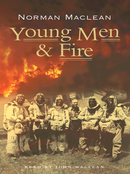 Cover image for Young Men & Fire