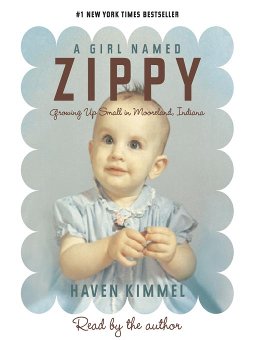 Cover image for A Girl Named Zippy