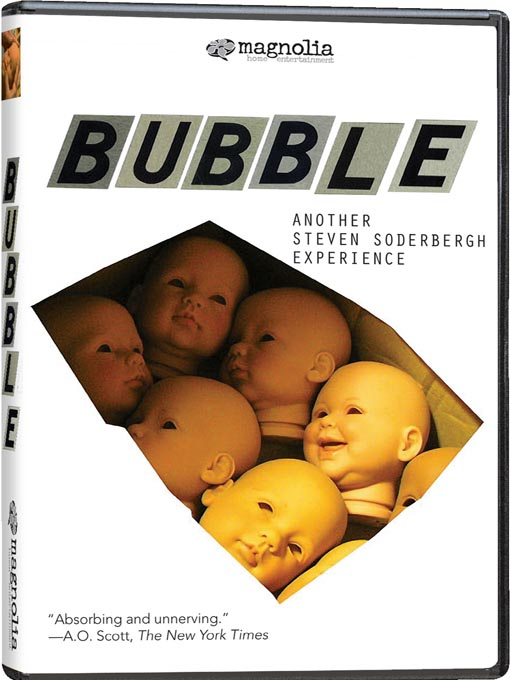 Cover image for Bubble