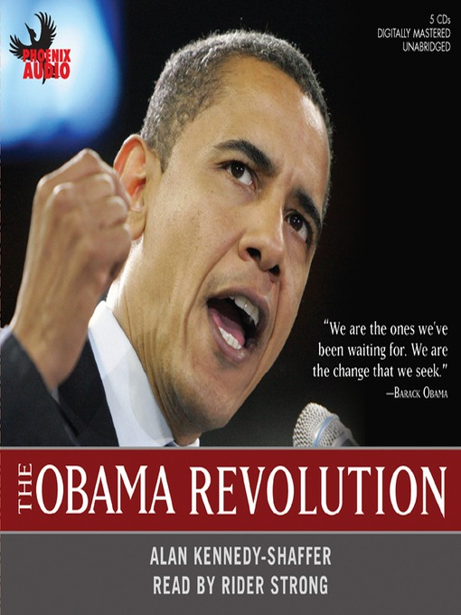 The Obama Revolution (MP3)