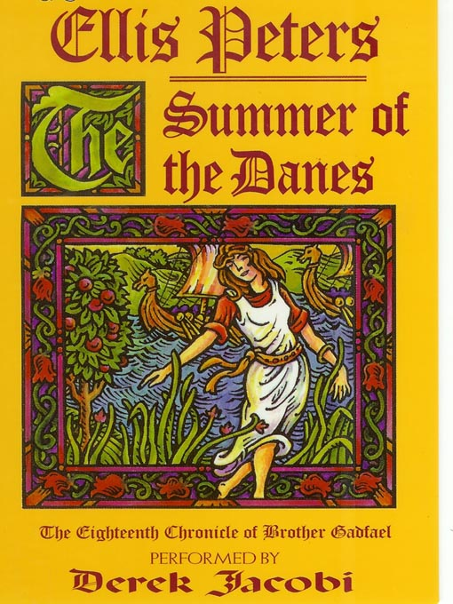 Cover image for The Summer of The Danes
