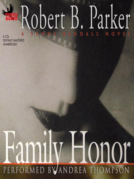 Cover image for Family Honor
