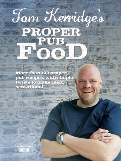 Tom Kerridge's Proper Pub Food (eBook)