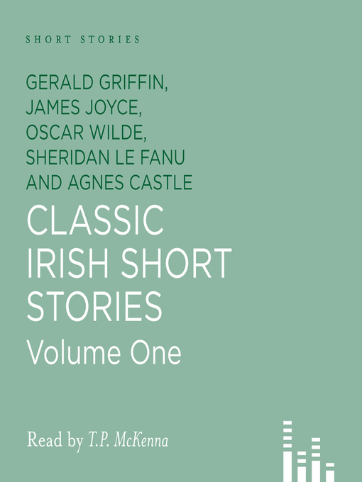 Cover image for Classic Irish Short Stories, Volume 1