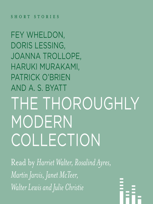 Cover image for The Thoroughly Modern Collection