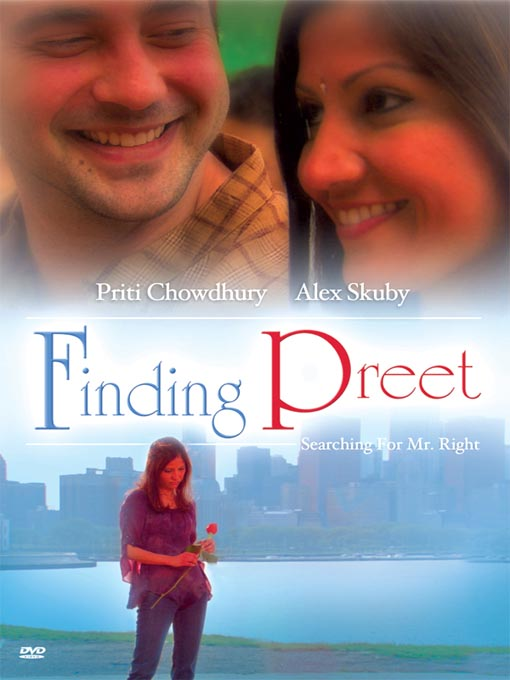 Cover image for Finding Preet