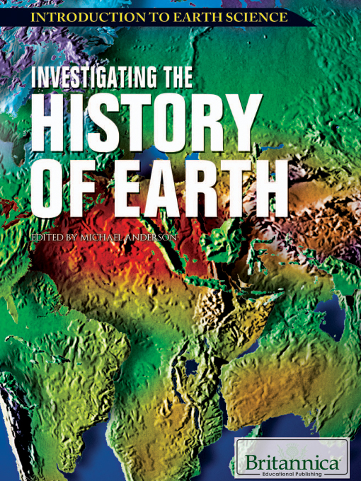 Investigating the History of Earth - Introduction to Earth Science (eBook)