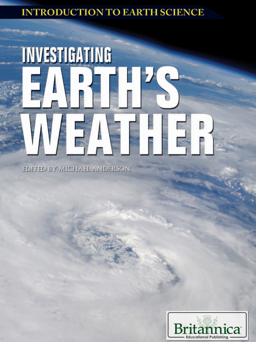 Investigating Earth's Weather (eBook)