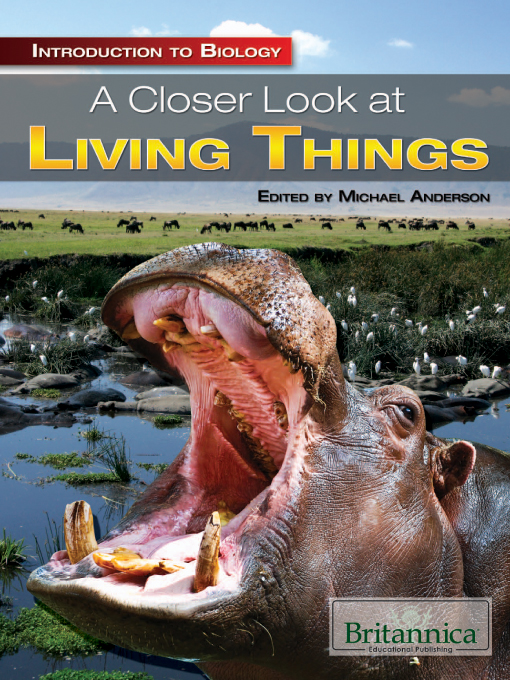 A Closer Look at Living Things (eBook)