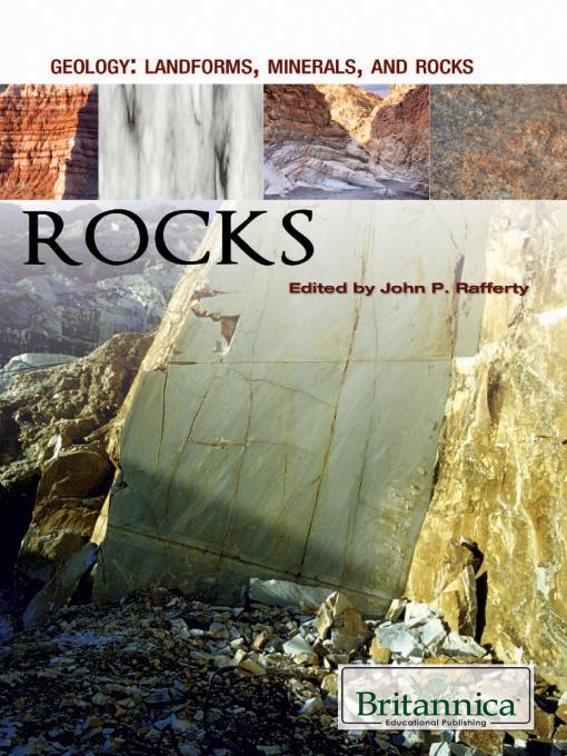 Rocks - Geology: Landforms, Minerals, and Rocks (eBook)