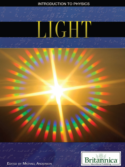 Light - Introduction to Physics II (eBook)
