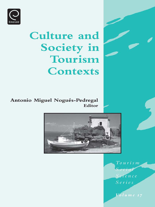 Tourism Social Science, Volume 17 - Tourism Social Science (eBook)