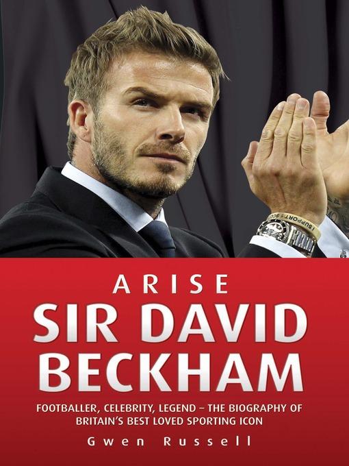 david beckham biography: