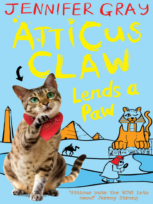 Atticus Claw Lends a Paw (eBook): Atticus Claw Breaks the Law Series, Book 3