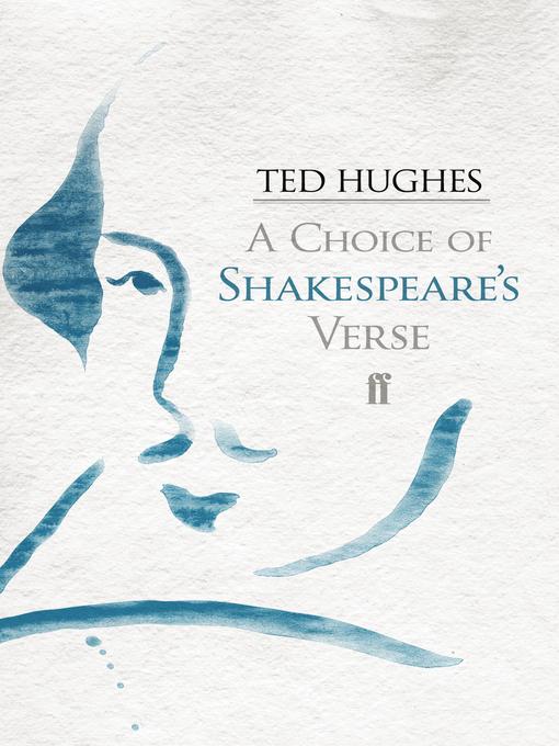 A Choice of Shakespeare's Verse (eBook)