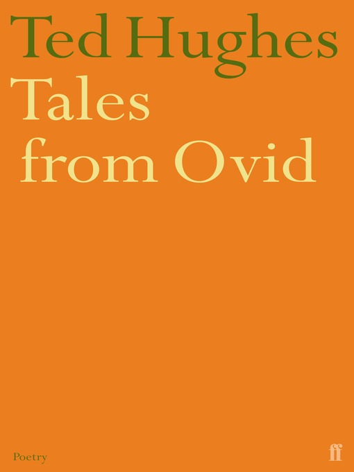 Tales from Ovid (eBook)