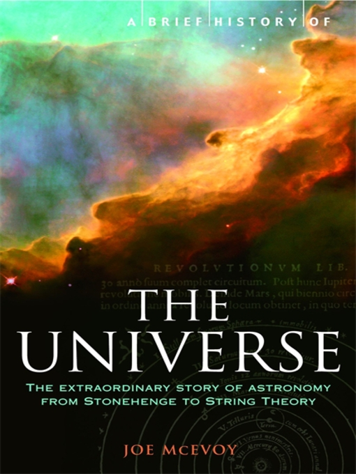 A Brief History of the Universe (eBook): From Ancient Babylon to the Big Bang