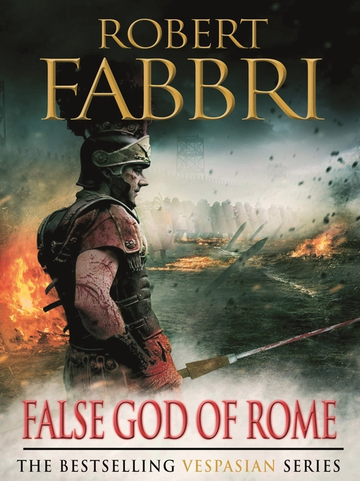 False God of Rome: Vespasian Series, Book 3 - Vespasian (eBook)