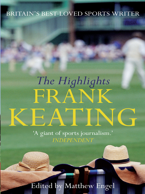 The Highlights (eBook): The Best of Frank Keating